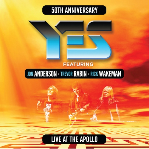 Yes - Live At The Apollo (2018)
