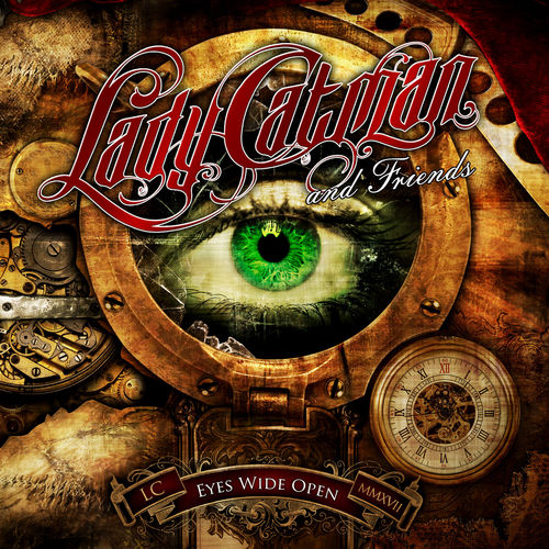 Lady Catman - Eyes Wide Open (2018)