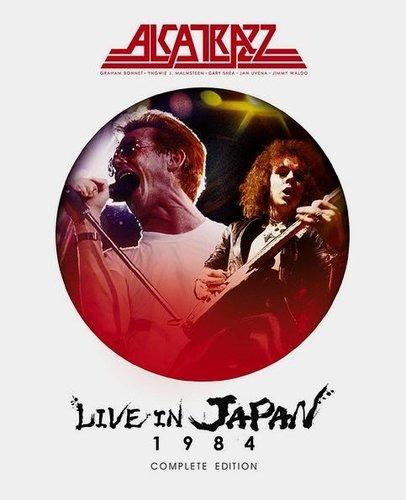 Alcatrazz - Live In Japan (1984) (2018) (BDRip, 720p)