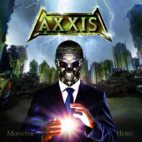 Axxis - Monster Hero (2018)