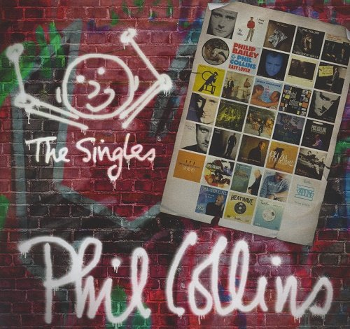 Phil Collins - The Singles (Deluxe Edition) (2016)