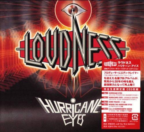 Loudness - Hurricane Eyes (30th Annyversary Limited Edition) (5cd)