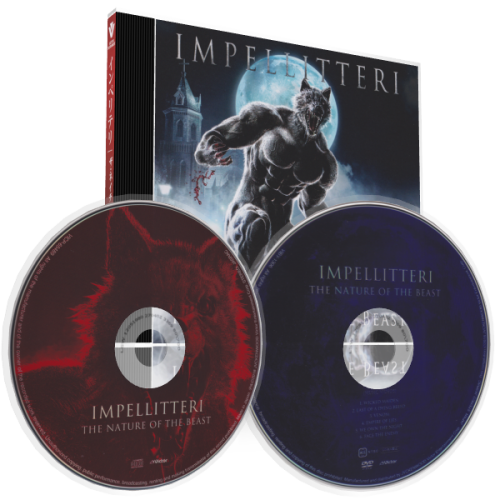Impellitteri - The Nature Of The Beast + [DVD] (Japanese Edition) (2018)