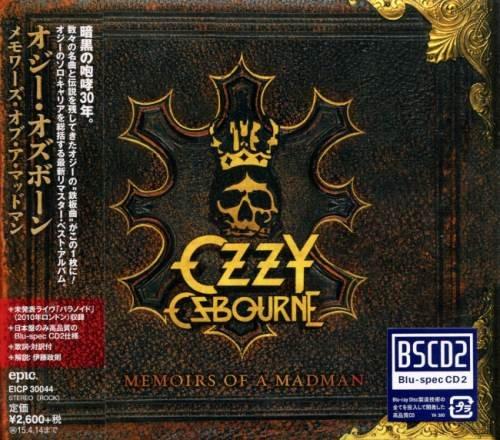 Ozzy Osbourne - Меmоirs Оf А Маdmаn [Jараnеsе Еditiоn] (2014)
