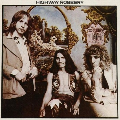 Highway Robbery - For Love Or Money (1972)