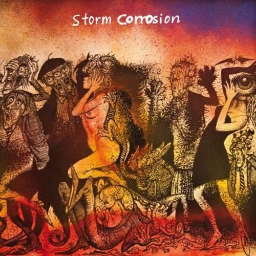 Storm Corrosion - Stоrm Соrrоsiоn (2012)