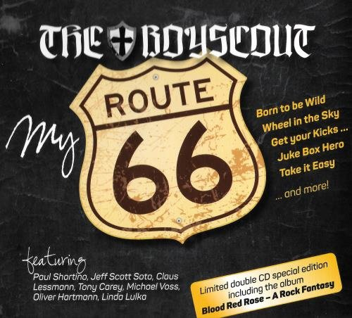The Boyscout - Му Rоute 66 [2СD] (2015)