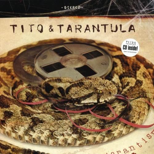 Tito & Tarantula - Lоst Таrаntism (2015)
