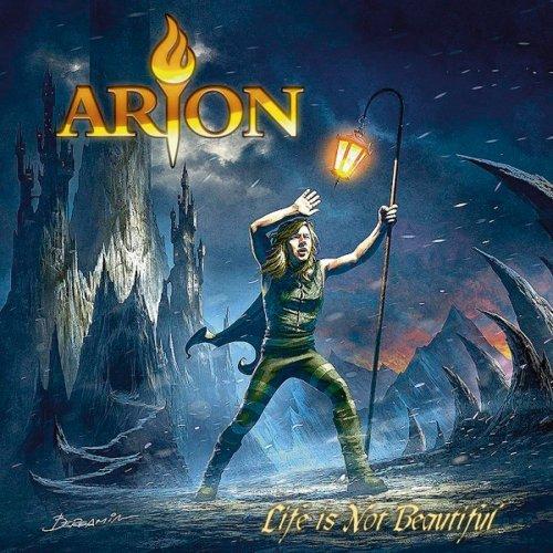 Arion - Life Is Not Beautiful (Japanese + Digipak Edition) (2018)