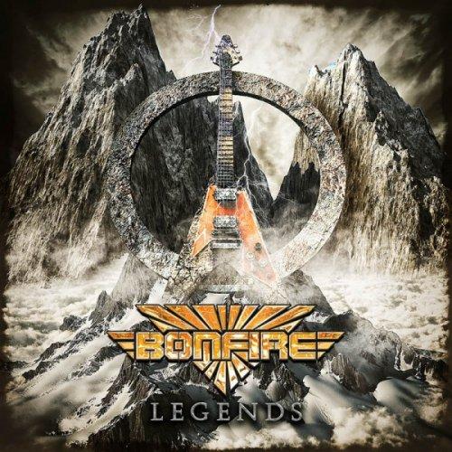 Bonfire - Legends (2CD) (2018)