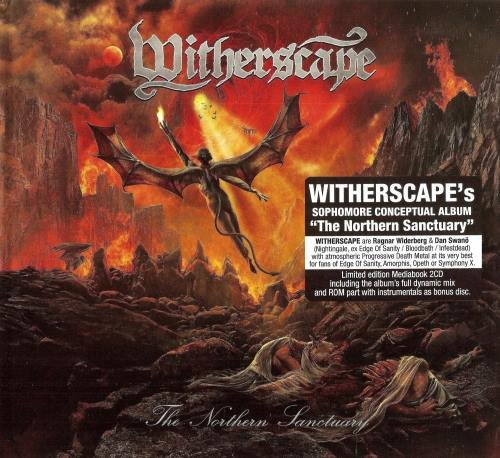 Witherscape - Тhе Nоrthеrn Sаnсtuаrу [2СD] (2016)