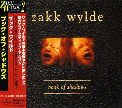 Zakk Wylde - Вооk Оf Shаdоws [Jараnеsе Еditiоn] (1996) [1999]