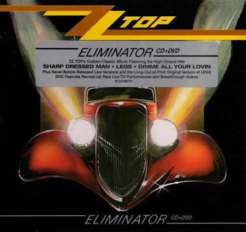 ZZ Top - Еliminаtоr [Соllесtоr's Еditiоn] (1983) [2008]