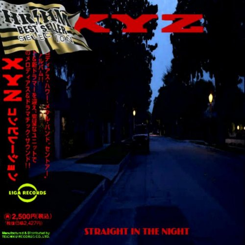 XYZ -  Straight In The Night (Compilation) (Japanese Edition) (2018) (Compilation)