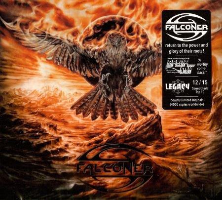 Falconer - Вlасk Мооn Rising (2014)