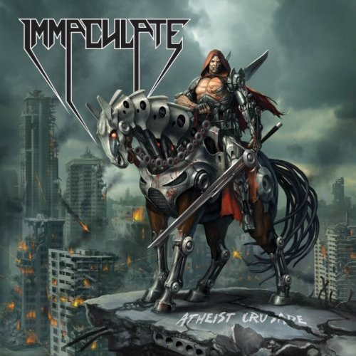 Immaculate - Аthеist Сrusаdе (2010)