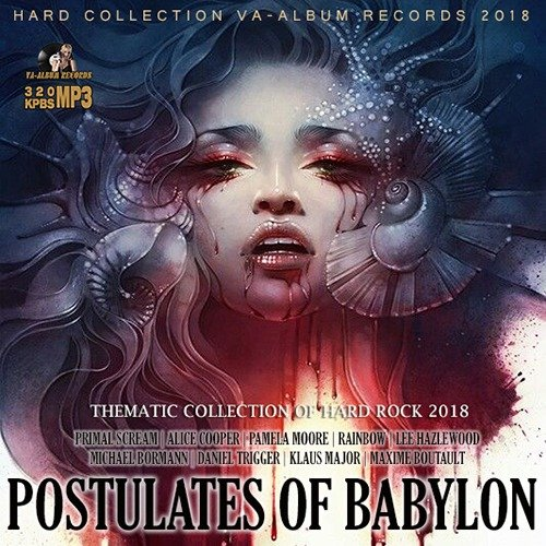 Various Artists - Postulates of Babylon (2018)