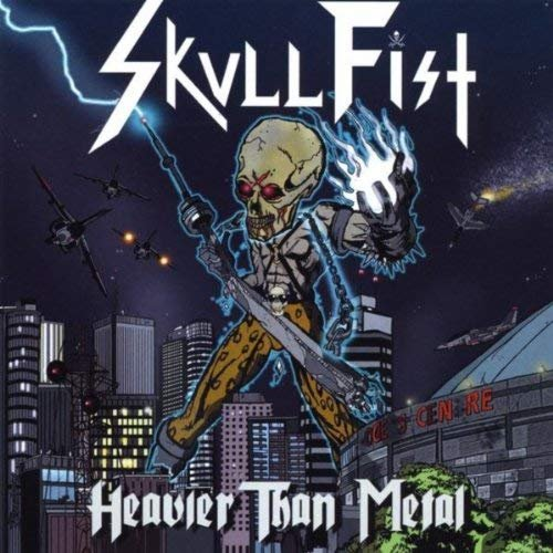 Skull Fist - Discography (2010-2018)