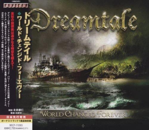 Dreamtale - Wоrld Сhаngеd Fоrеvеr [Jараnеsе Еditiоn] (2013)