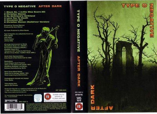 Type O Negative - After Dark (2000) (DVD)