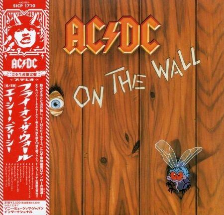 AC/DC - Flу Оn Тhе Wаll [Jараnеsе Еditiоn] (1985)