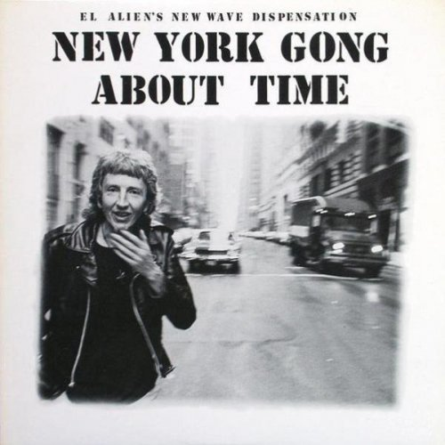New York Gong - About Time (1980)