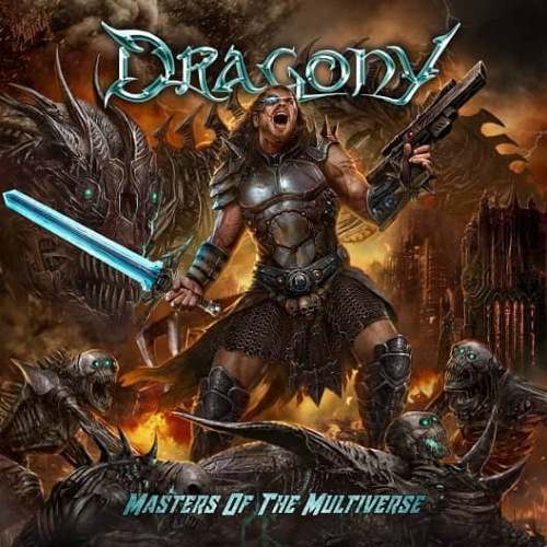 Dragony - Masters of the Multiverse (Web Release) (2018)