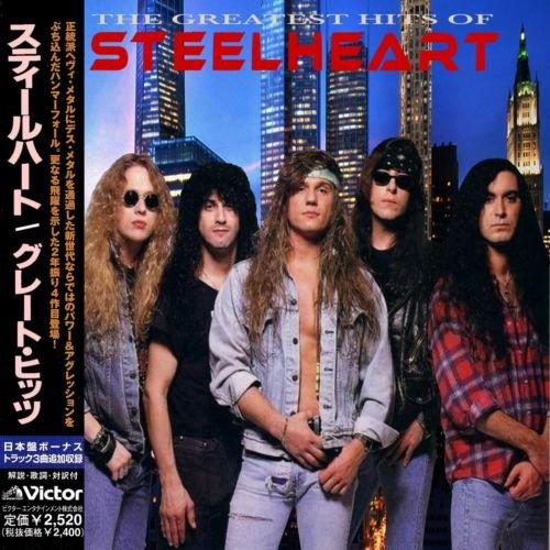 Steelheart - The Greatest Hits Of (Japanese Edition) (2018)