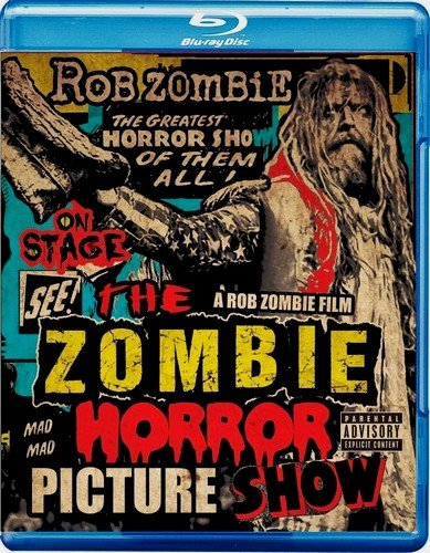 Rob Zombie - The Zombie Horror Picture Show (2014) (Blu-ray/BDRip, 1080p)