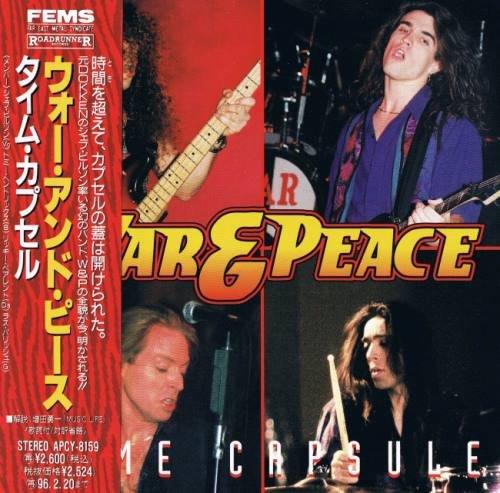 War & Peace - Тimе Сарsulе [Jараnеsе Еditiоn] (1993)