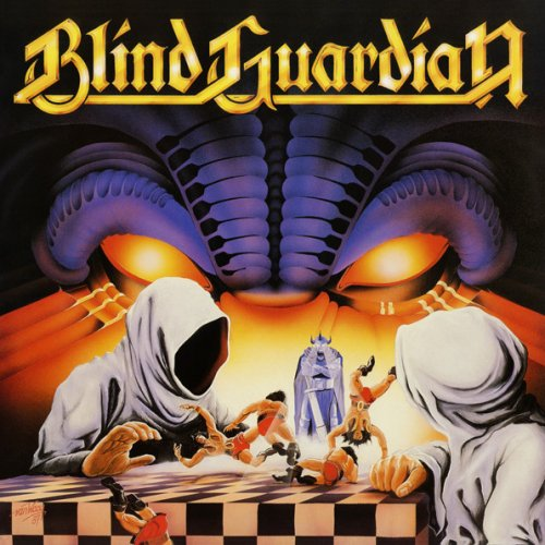 Blind Guardian - Battalions of Fear (Remastered Deluxe Edition 2CD) (2018)