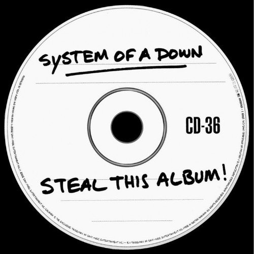System of A Down -  Discography (1998-2006)
