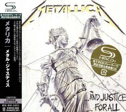 Metallica - ...Аnd Justiсе Fоr Аll [Jараnеsе Еditiоn] (1988) [2008]