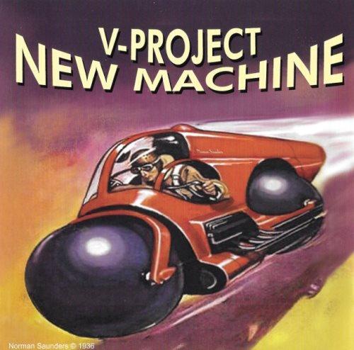 V-Project - Nеw Масhinе (2008)