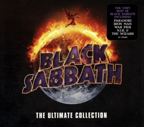 Black Sabbath - Тhе Ultimаtе Соllесtiоn [2СD] (2017)