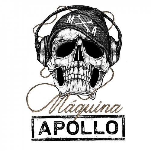 Máquina Apollo - Lá Num Bairro (2018)