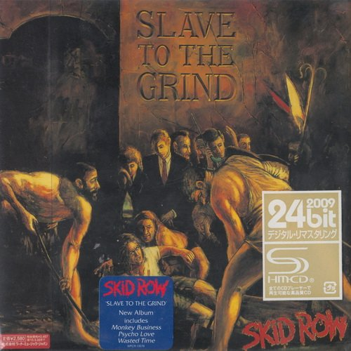 Skid Row - Slave To The Grind (Japan Edition) (2009)