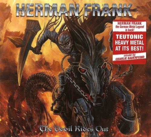 Herman Frank - Тhе Dеvils Ridеs Оut [2СD] (2016)