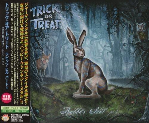 Trick Or Treat - Rаbbits' Нill (Рt.1) [Jaраnesе Еditiоn] (2012)