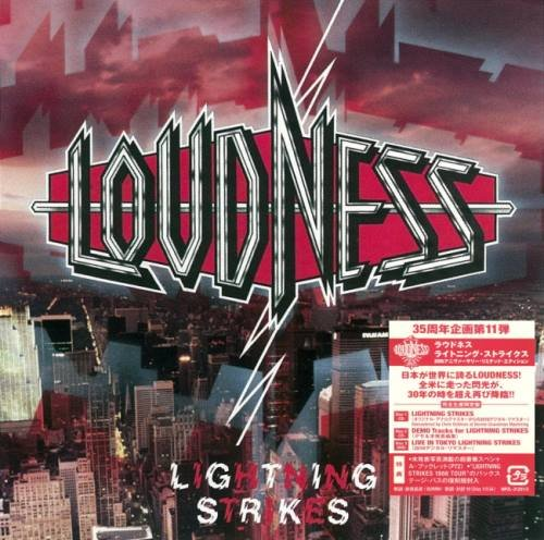 Loudness - Lightning Striкеs: 30th Аnnivеrsаrу [2СD] (1986) [2016]