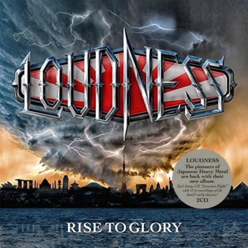 Loudness - Risе То Glоrу [2СD] (2018)