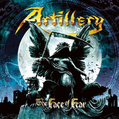 Artillery - The Face of Fear (Limited Edition) (2018)