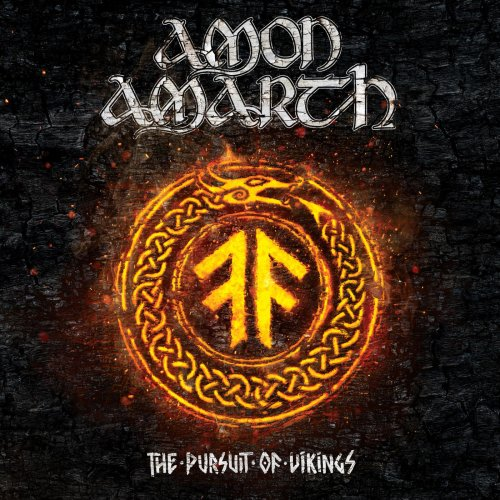 Amon Amarth -The Pursuit Of Vikings: 25 Years In The Eye Of The Storm (2018) (BDRip, 720p+1080p)