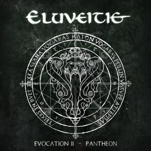 Eluveitie - Еvосаtiоn II: Раnthеоn [2СD] (2017)