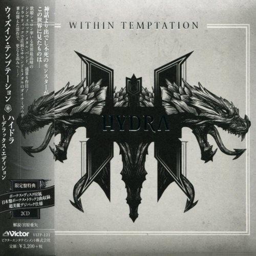 Within Temptation - Нуdrа (2СD) [Jараnеsе Еditiоn] (2014)