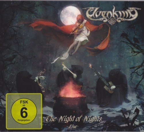 Elvenking - The Night Of Nights - Live - (2015) (DVD9)