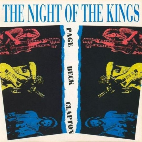 Page, Beck and Clapton - The Night Of Kings (1983)