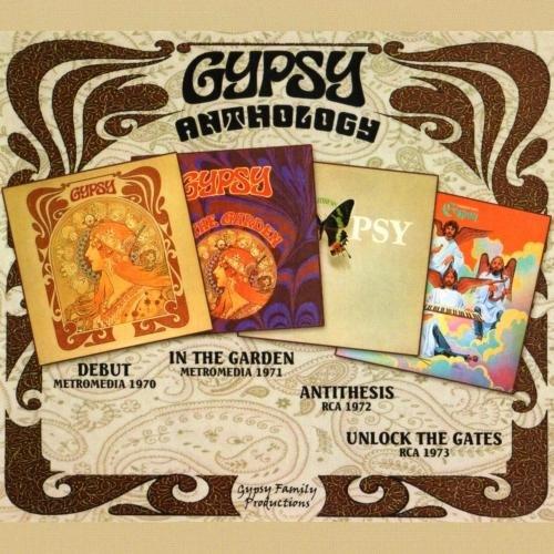 Gypsy - Anthology 1970-73 (4CD Box Set) (2005)