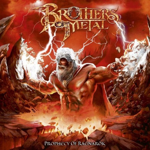 Brothers of Metal - Prophecy of Ragnarök (2017)