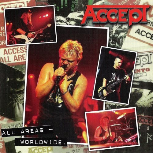 Accept - Аll Аrеаs - Wоrldwidе [livе] (2СD) (1997)